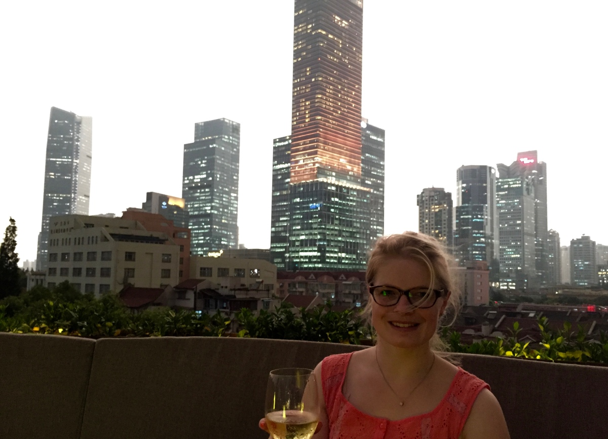 shanghai roundup – sharing your happiness